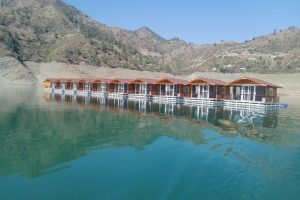 Tehri – Log Hut Project