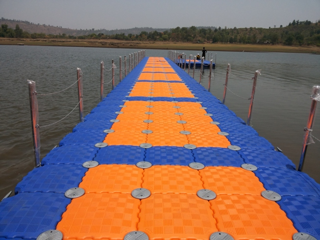 Floating Jetty for Tourism at Dudhani Lake in U.T of Dadra and Nagar Haveli, Silvassa