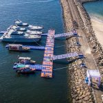 Floating Platform for Indian Customs, Ratnagiri, Mahatashtra
