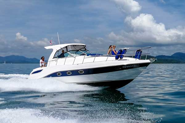 Yacht Sales in India - West Coast Marine