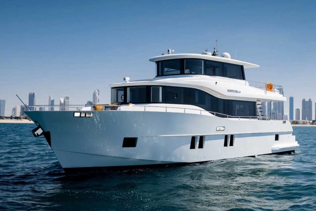 Anchorage Yacht Charter in Mumbai at Gateway of India