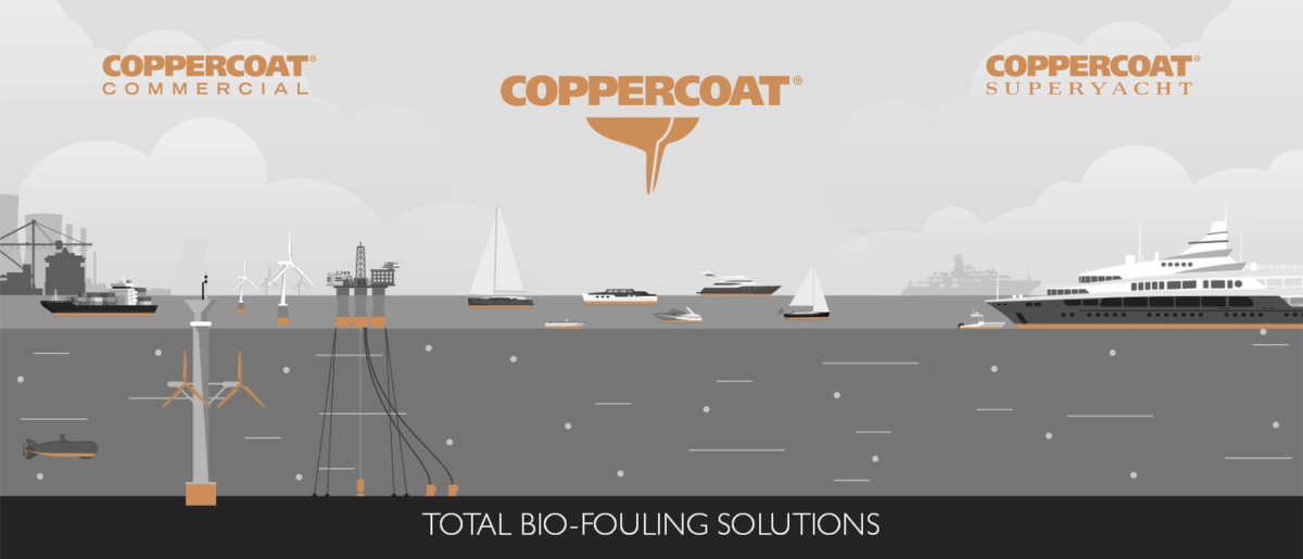 Coppercoat's New Website Launched!
